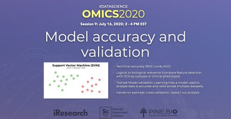 Omics 2020 Data Science – Session 9